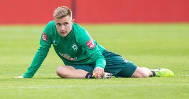 Johannes Eggestein hadert mit Reservistenrolle bei Werder Bremen