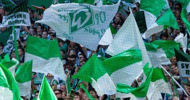 """Werder Bremen: """"Einheitliche Einigung"""" – Profis verzichten teilweise auf Gehalt"""